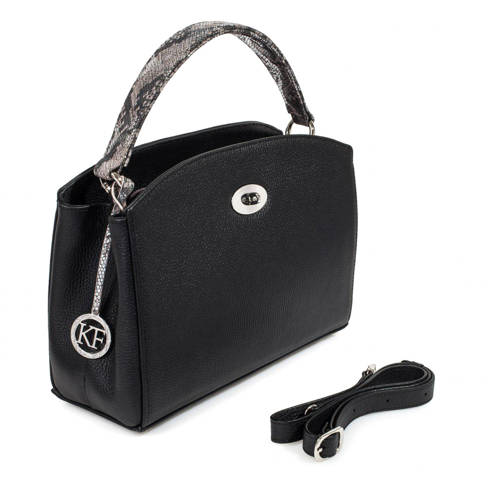 Women's leather bag Margo KF-3147-