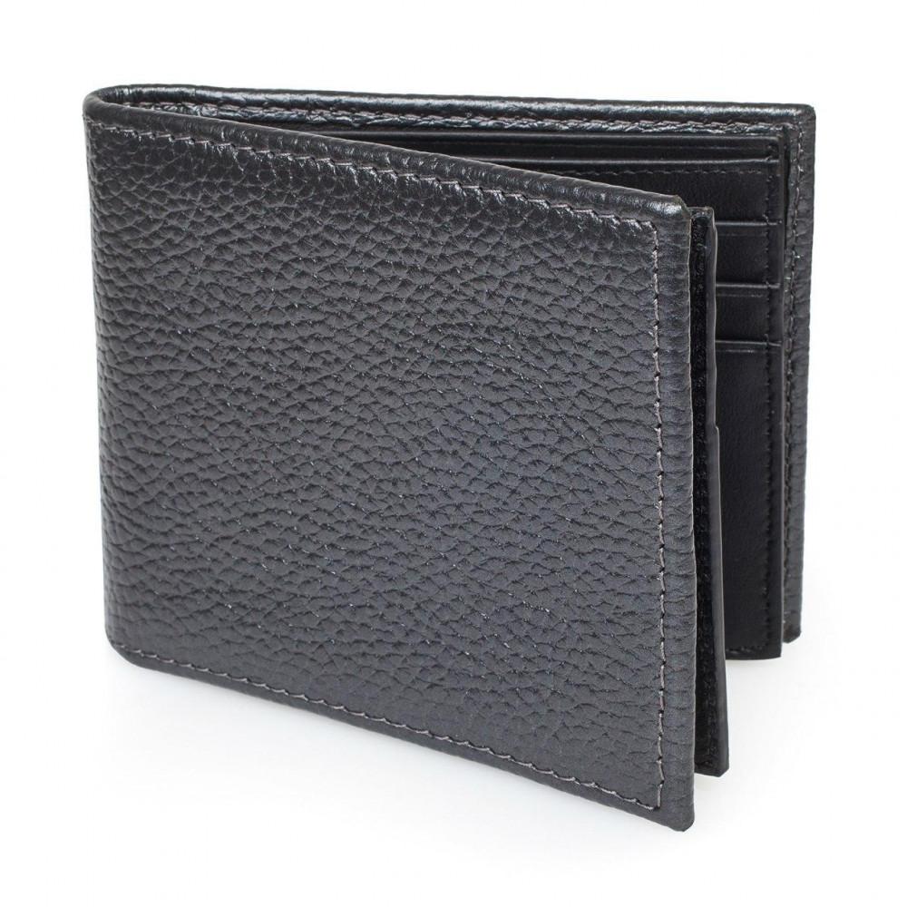 Men's leather wallet Cash fit KF-3172