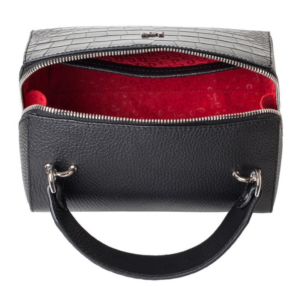 Жіноча шкіряна сумка Elegance KF-3183-4