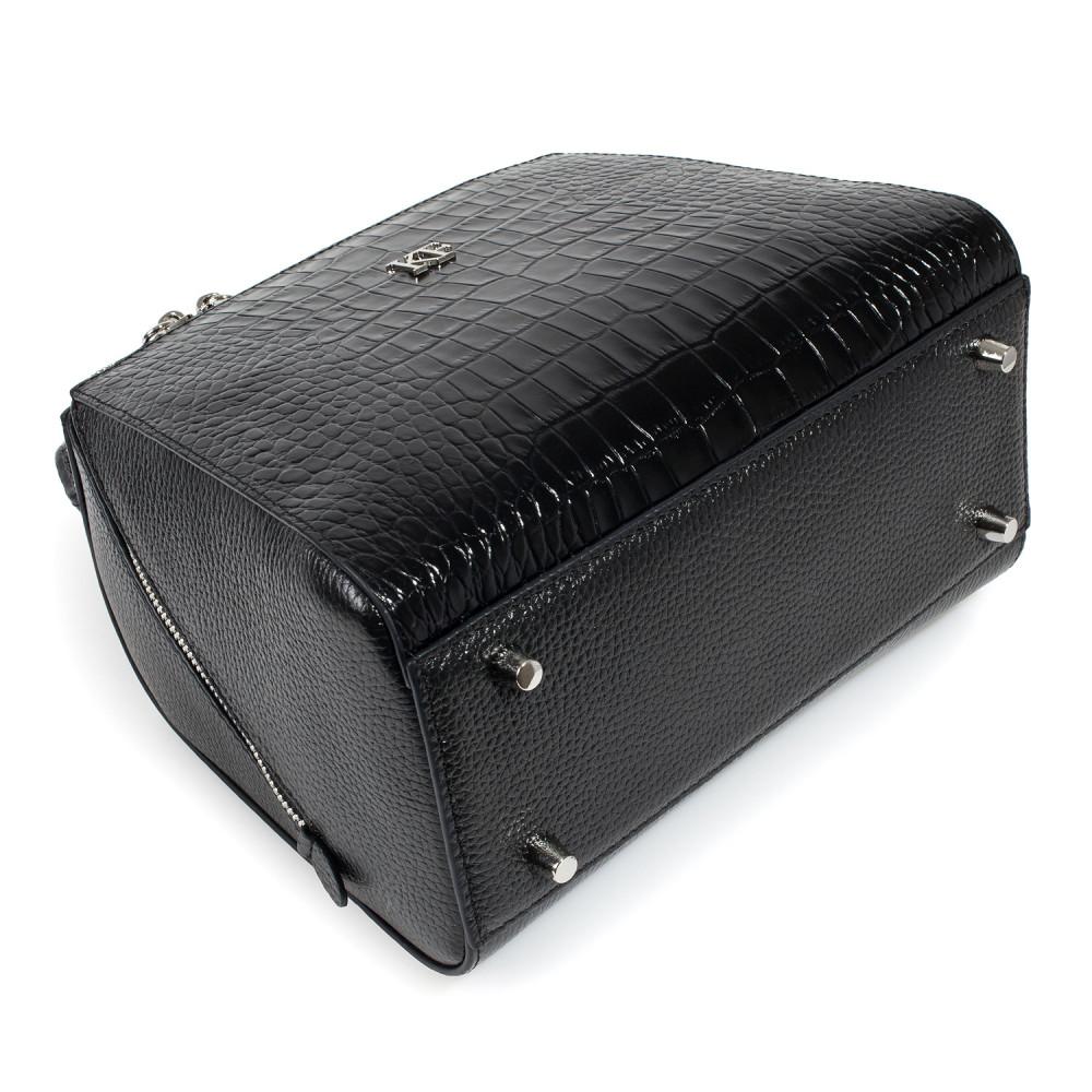 Жіноча шкіряна сумка Elegance KF-3183-5