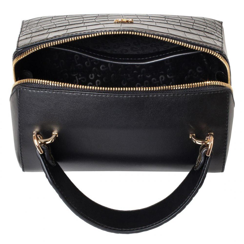 Жіноча шкіряна сумка Elegance KF-3194-4