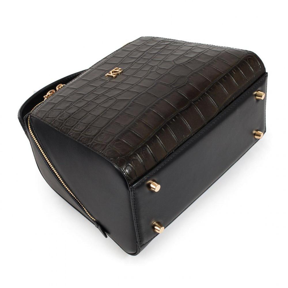Жіноча шкіряна сумка Elegance KF-3194-5