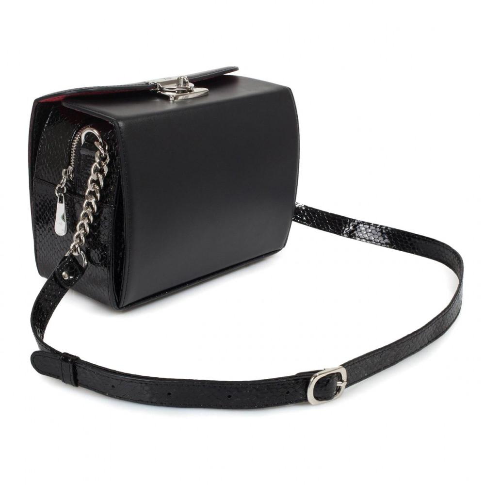 Жіноча шкіряна сумка кросс-боді Angie KF-3203