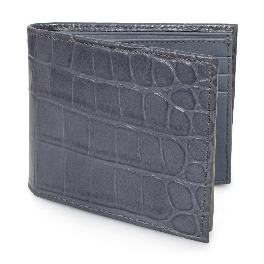 Men's leather wallet Cash fit KF-3220
