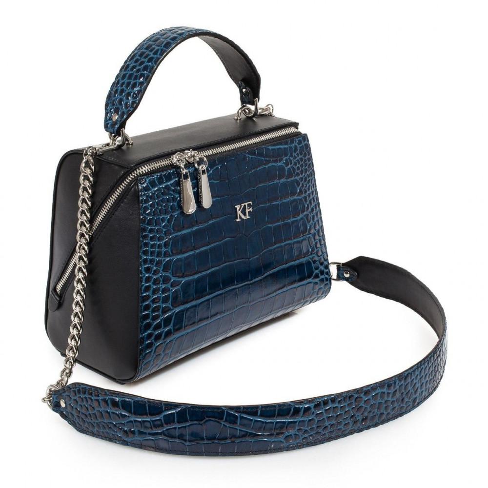 Women's leather bag Elegance KF-3234-1
