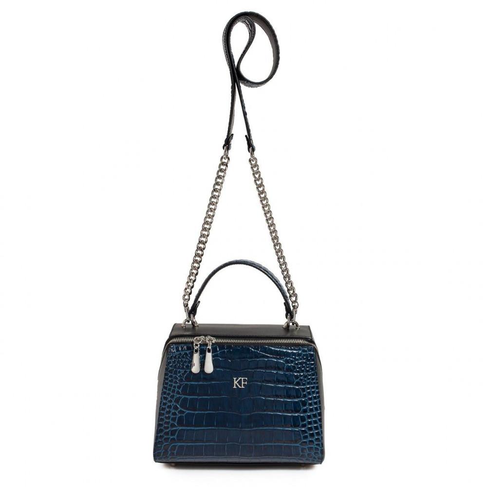 Women's leather bag Elegance KF-3234-2