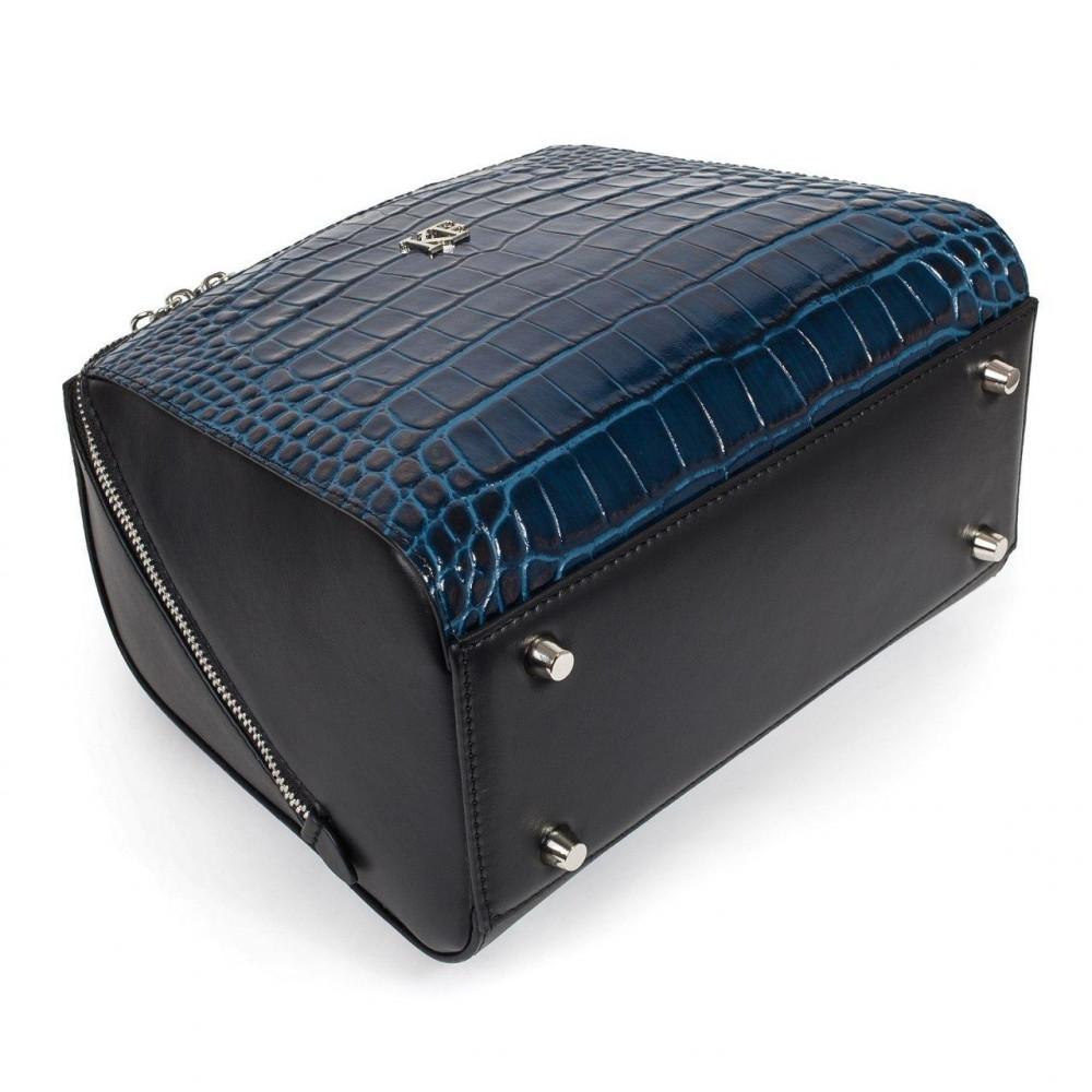 Women's leather bag Elegance KF-3234-5