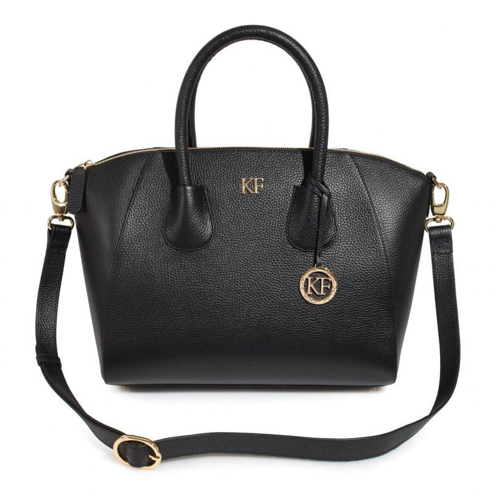 Жіноча шкіряна сумка Valeriya KF-3249