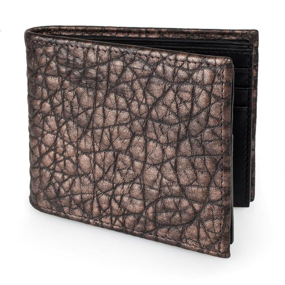Men's leather wallet Cash fit KF-3253