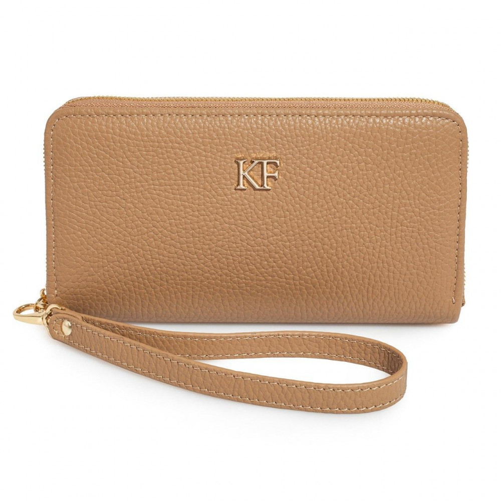 Жіночий шкіряний гаманець Classic KF-3269