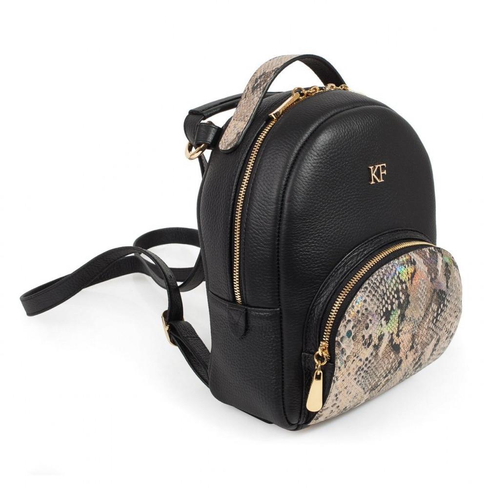 Жіночий шкіряний рюкзак Alina KF-3272-1