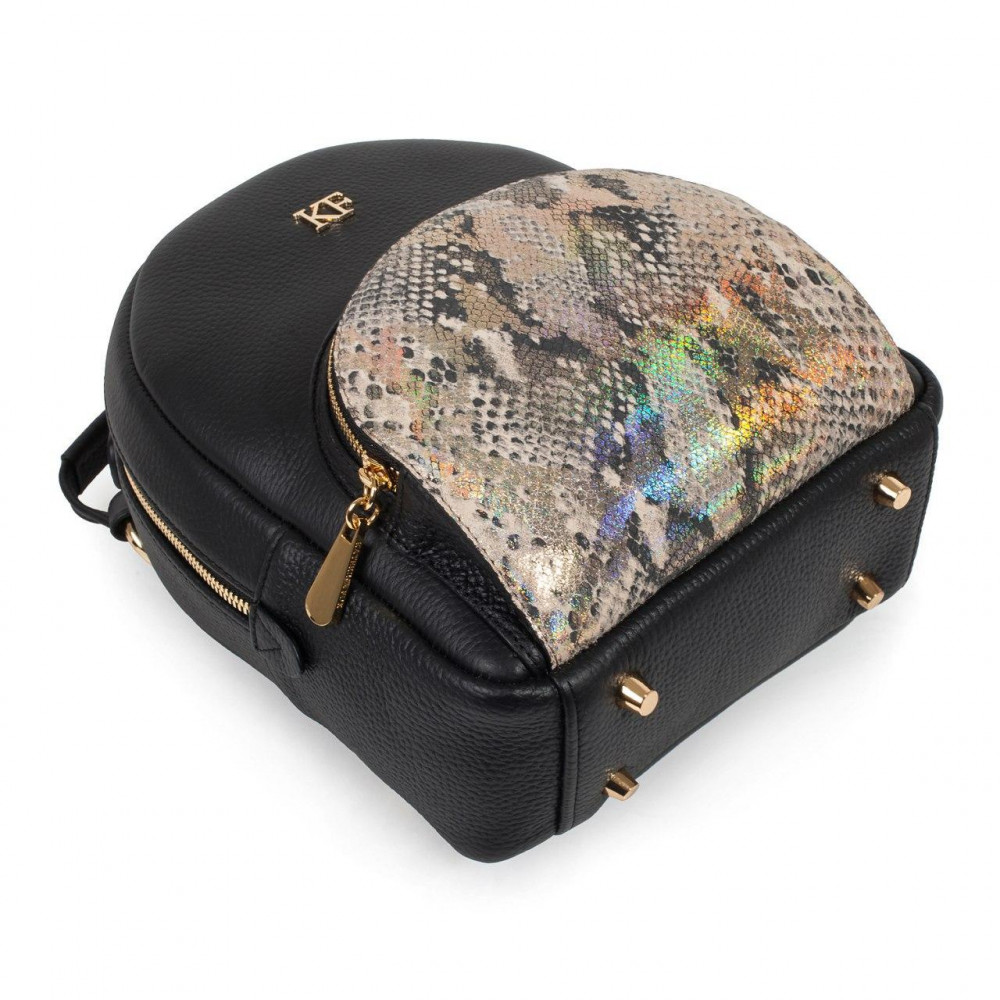 Жіночий шкіряний рюкзак Alina KF-3272-4