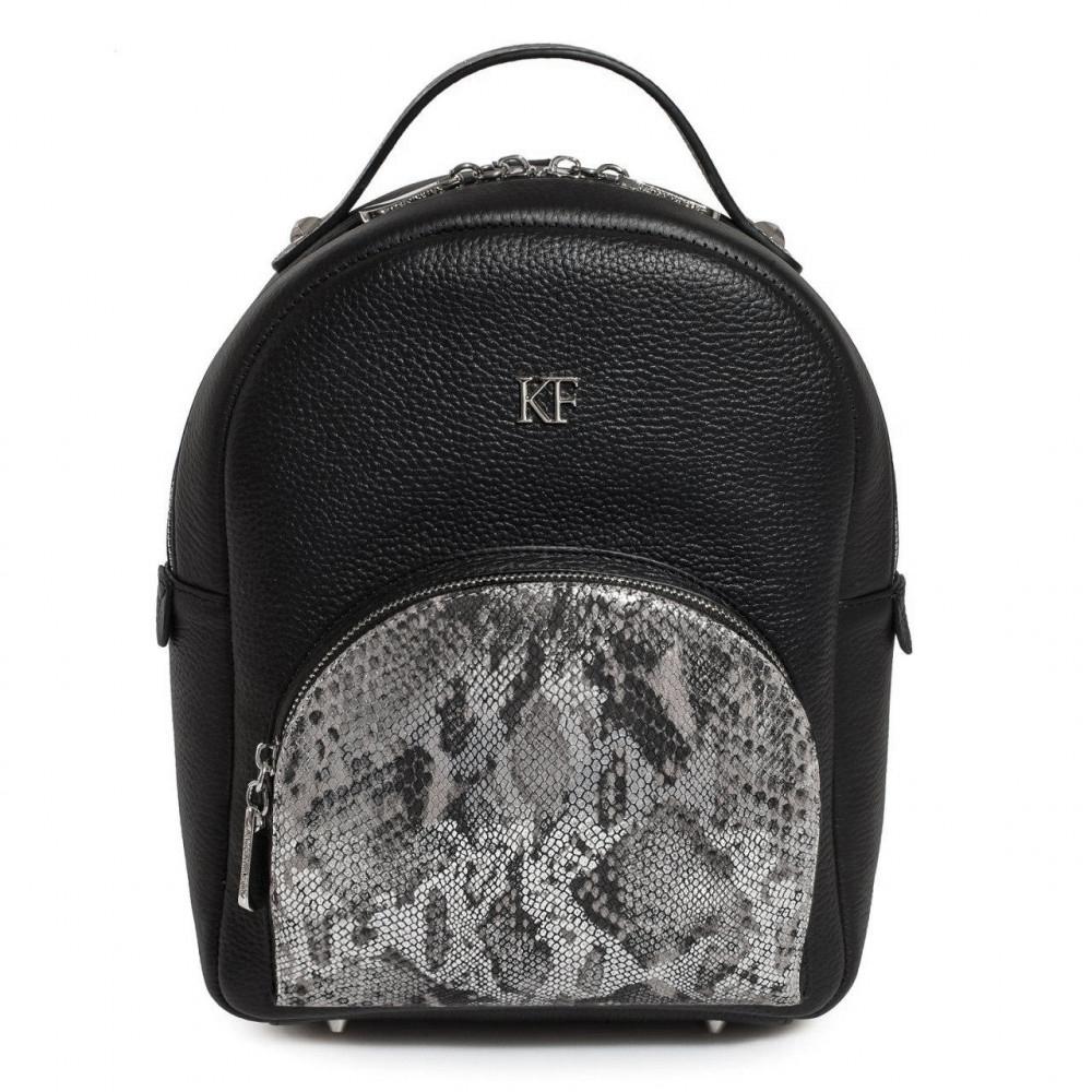 Жіночий шкіряний рюкзак Alina KF-3273