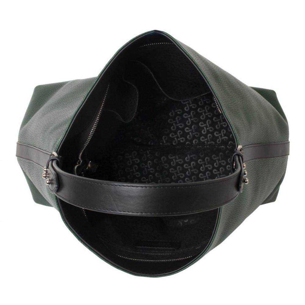 Жіноча шкіряна сумка-мішок Хобо Nata KF-3292-3