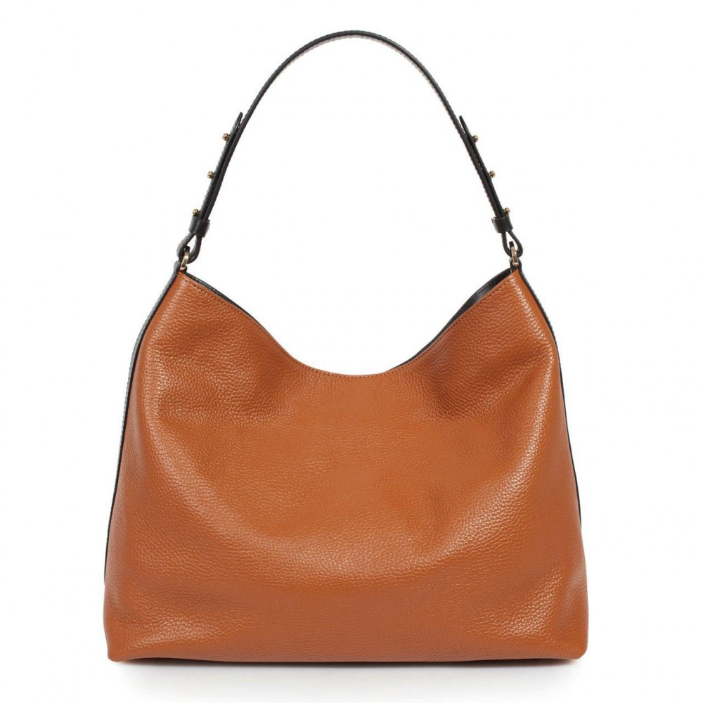 Жіноча шкіряна сумка-мішок Хобо Nata KF-3293-2