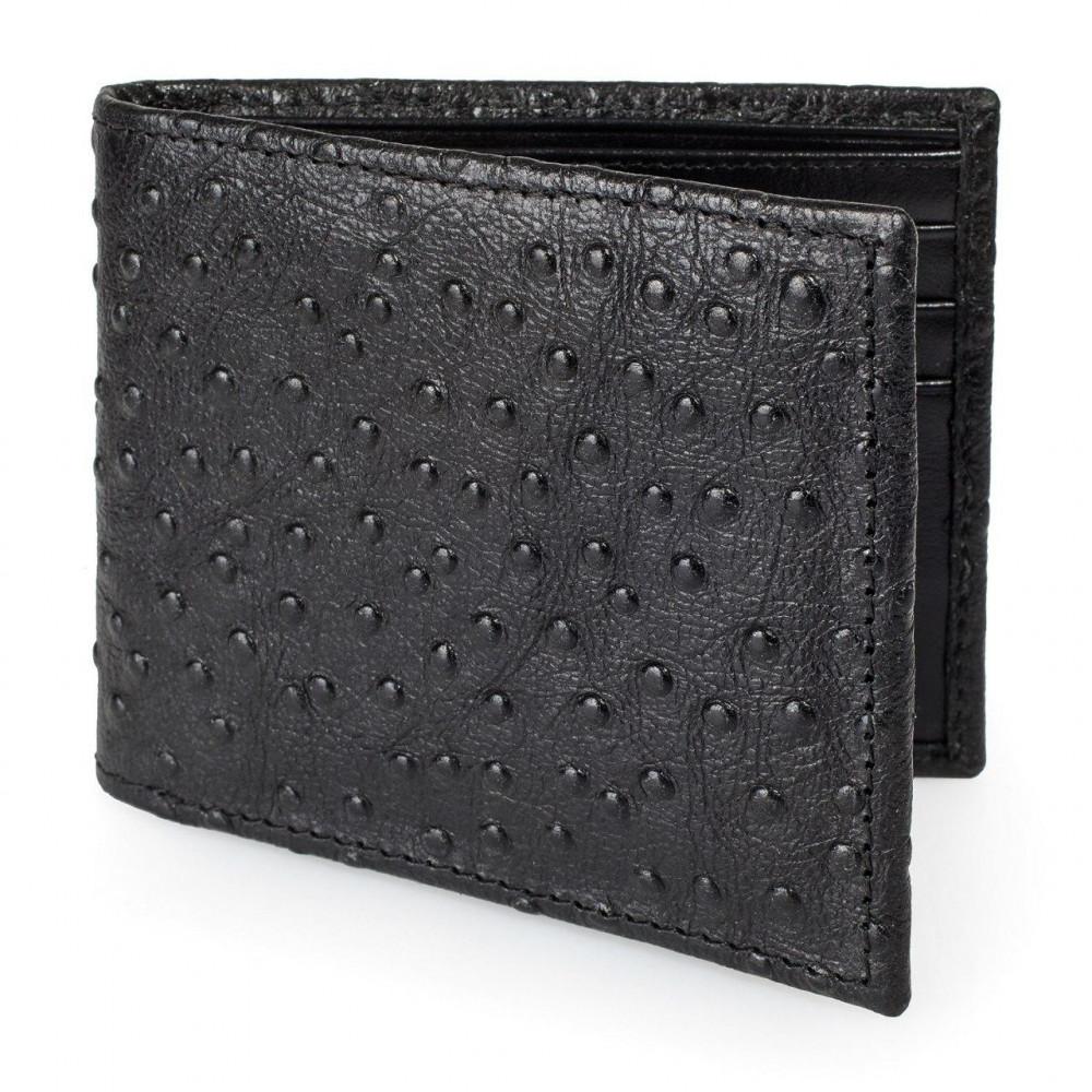 Men's leather wallet Slim fit KF-3311