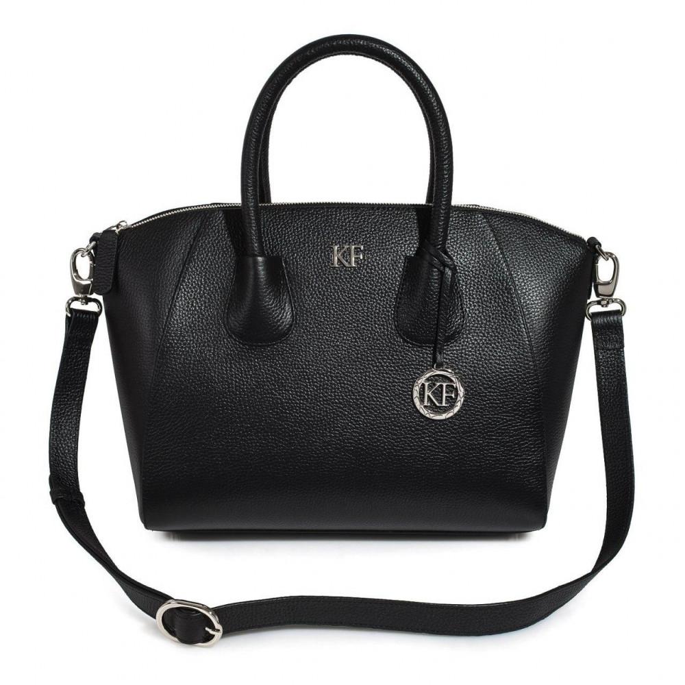 Жіноча шкіряна сумка Valeriya KF-3323-