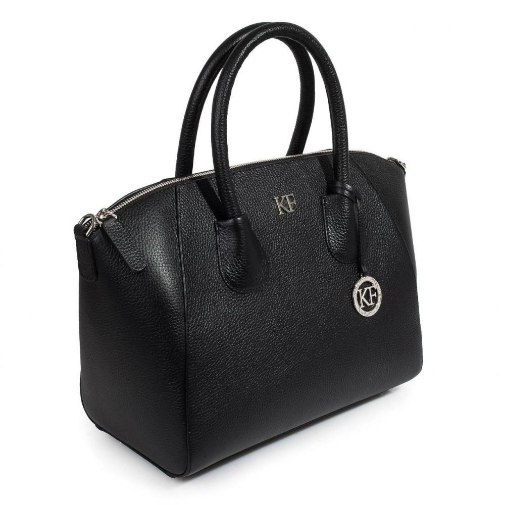 Жіноча шкіряна сумка Valeriya KF-3323-1
