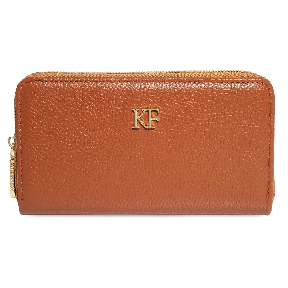 Жіночий шкіряний гаманець Classic KF-3350