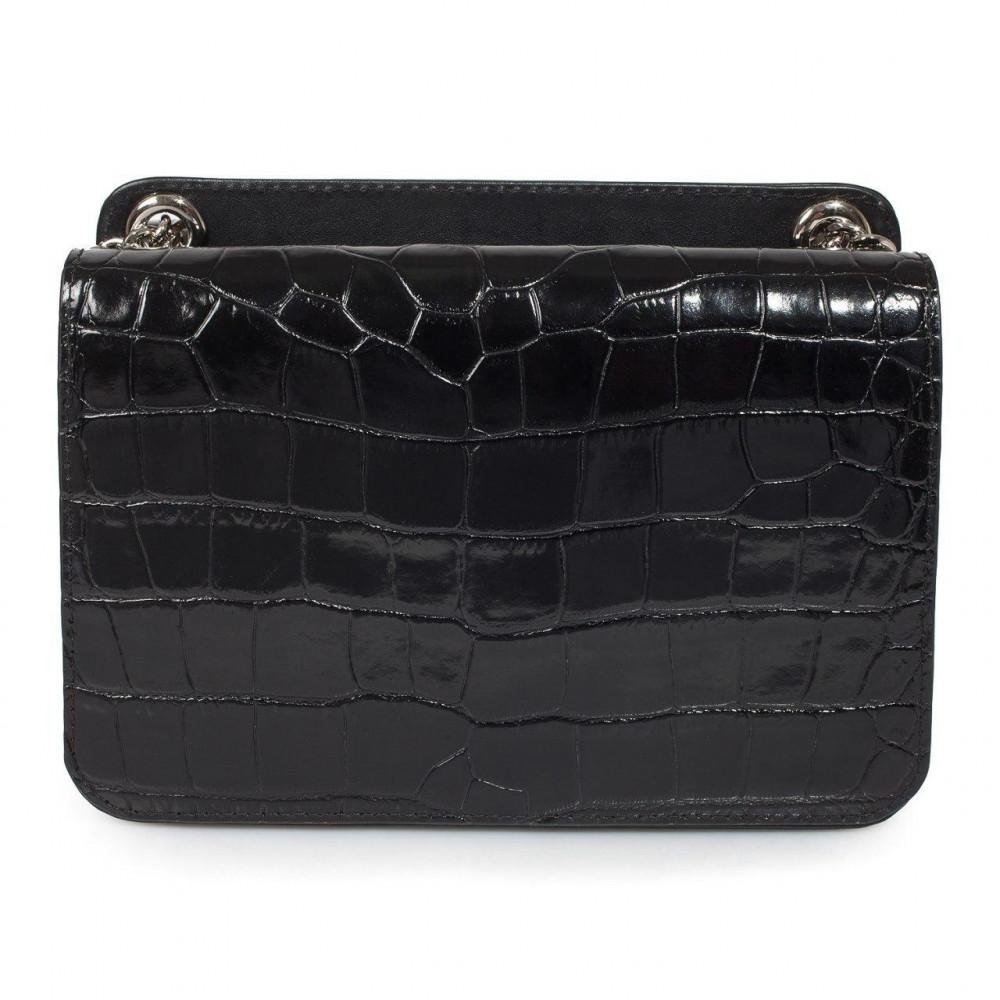 Жіноча шкіряна сумка на ланцюжку Elvira KF-3381-3