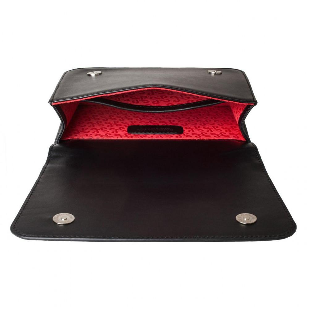 Жіноча шкіряна сумка на ланцюжку Elvira KF-3381-4