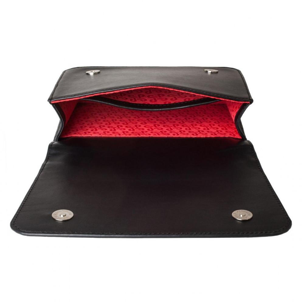 Жіноча шкіряна сумка на ланцюжку Elvira KF-3381-5