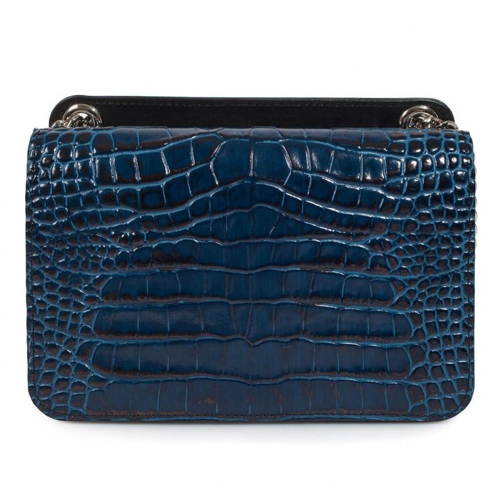 Жіноча шкіряна сумка на ланцюжку Elvira KF-3389-3