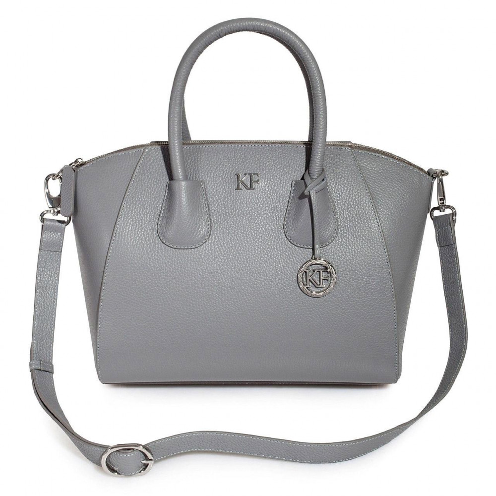 Жіноча шкіряна сумка Valeriya KF-3405