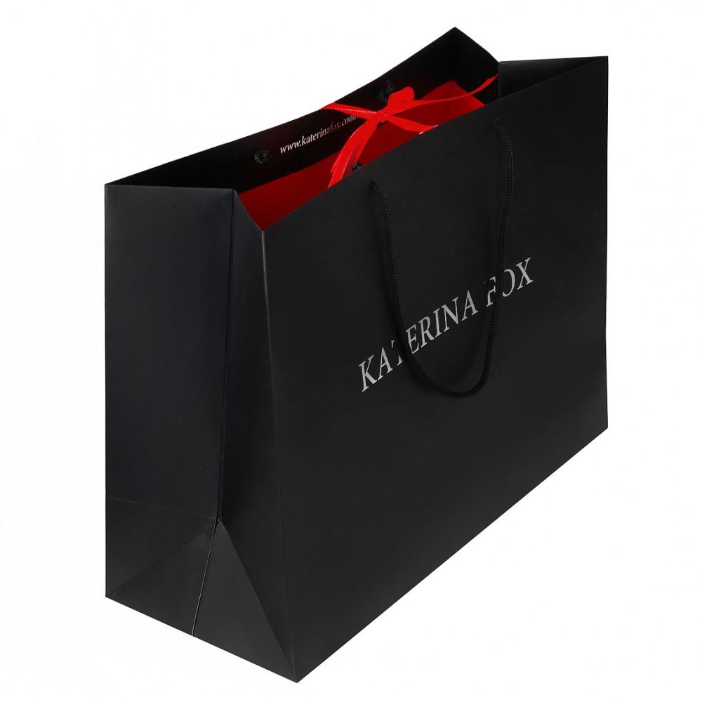 Жіноча шкіряна сумка-багет Baguette KF-3431-7