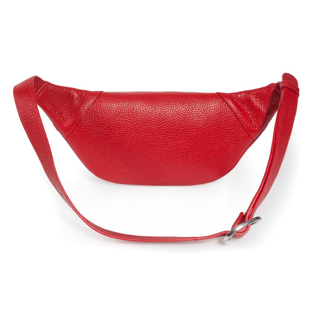 Жіноча шкіряна сумка на пояс Bananka KF-3447-2