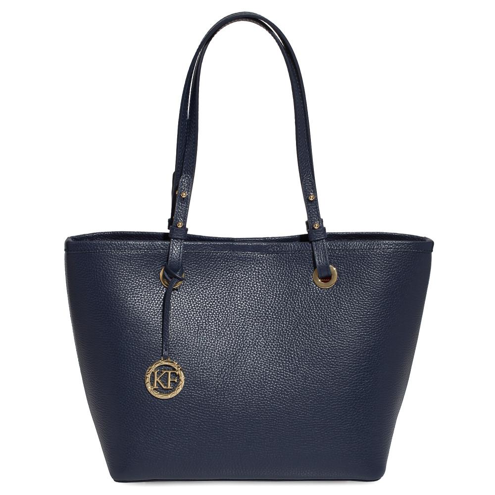 Women's leather bag Tote Tina KF-3465