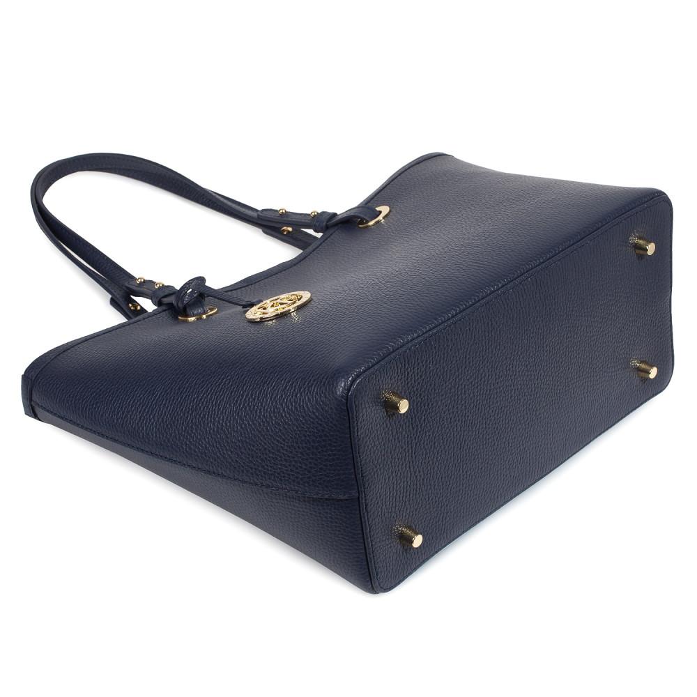 Жіноча шкіряна сумка Тоут Tina KF-3465-4