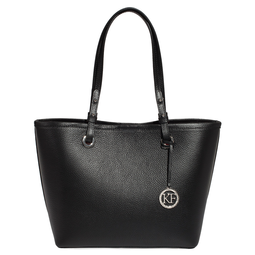 Women's leather bag Tote Tina KF-3466