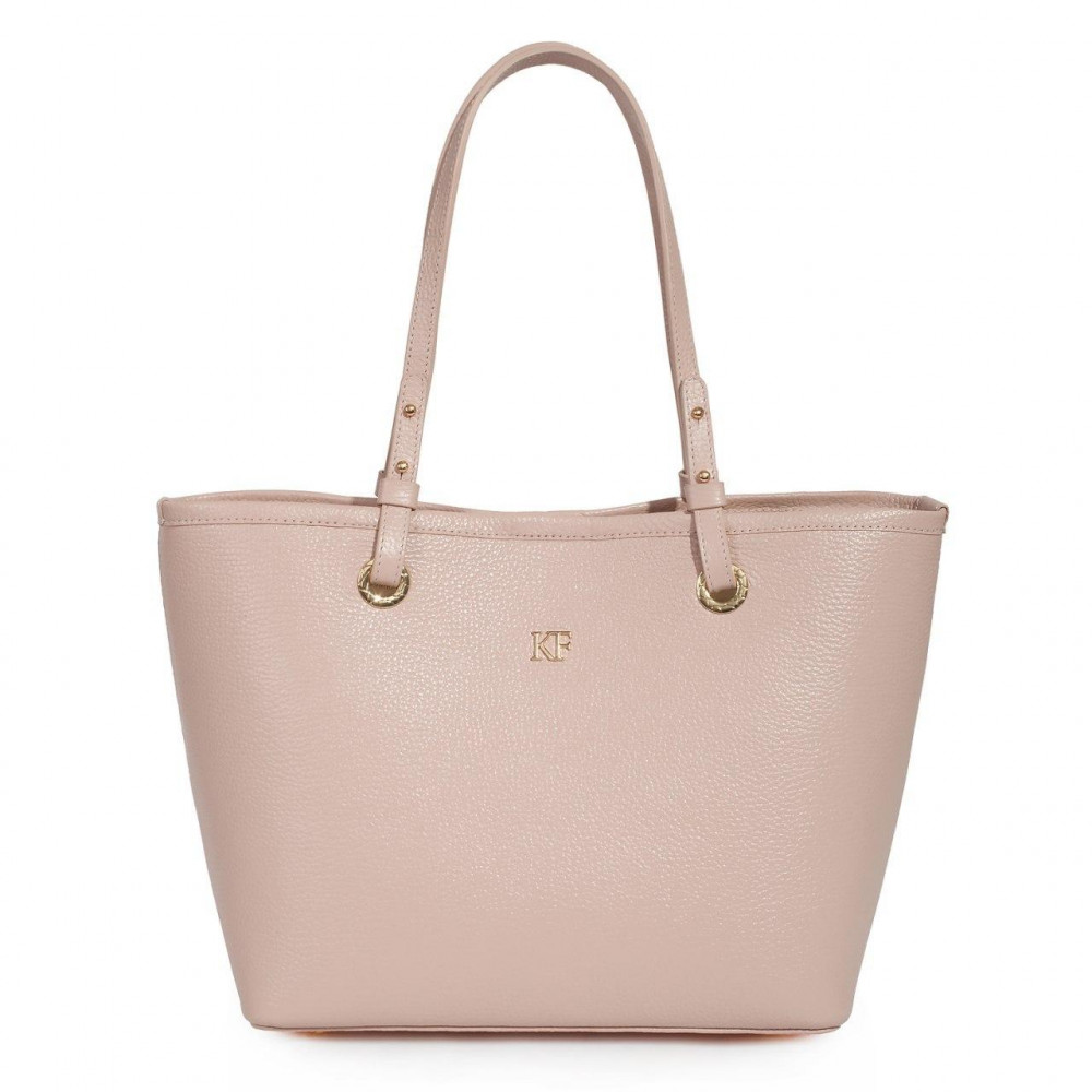 Жіноча шкіряна сумка Тоут Tina KF-3470