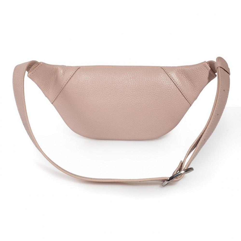 Жіноча шкіряна сумка на пояс Bananka KF-3474-2