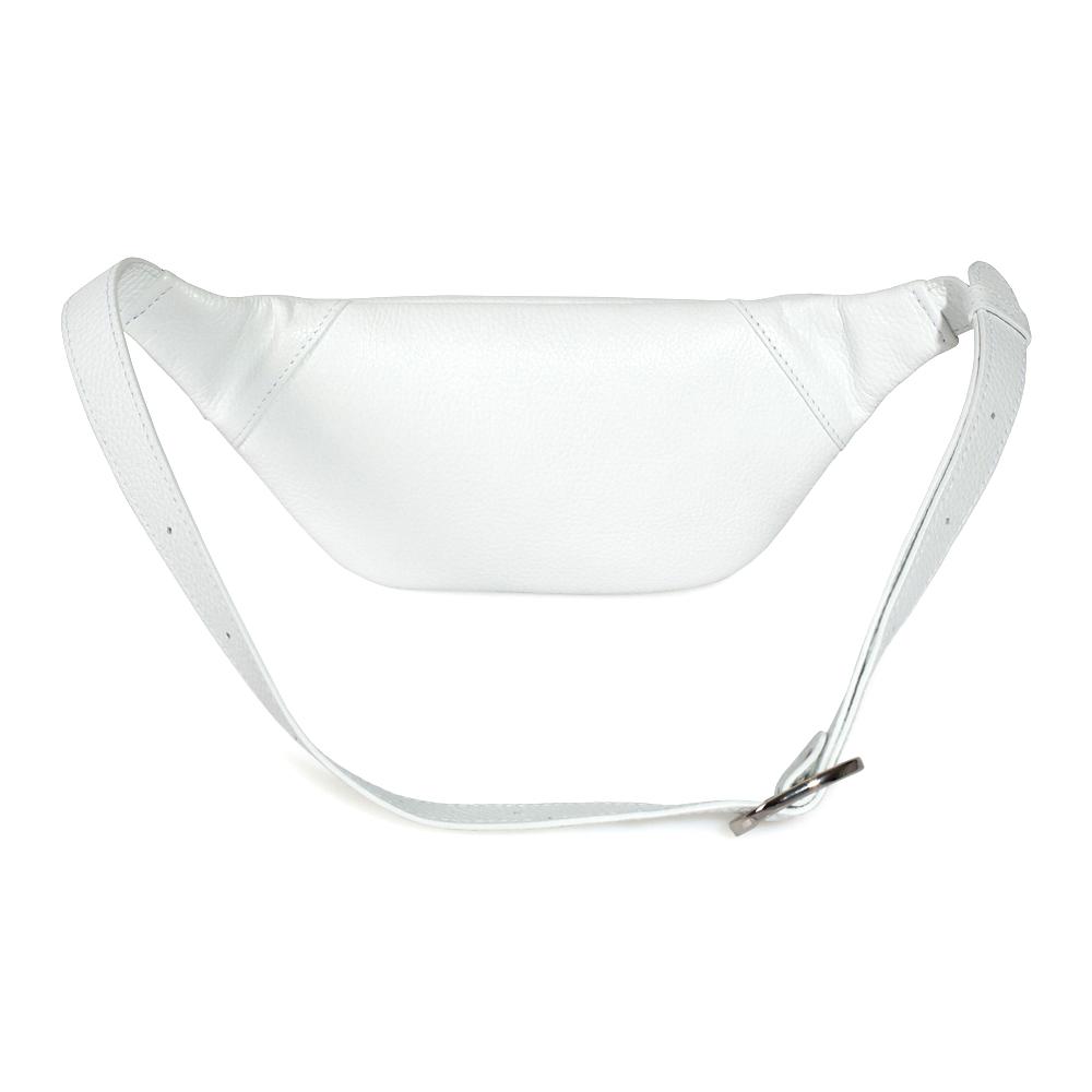 Жіноча шкіряна сумка на пояс Bananka KF-3480-2