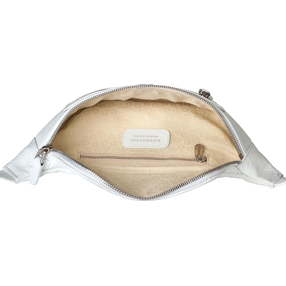 Жіноча шкіряна сумка на пояс Bananka KF-3480-3