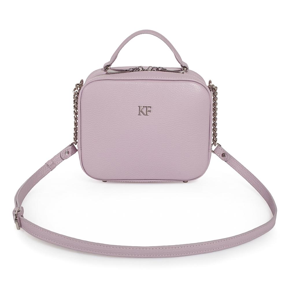 Жіноча шкіряна сумка кросс-боді Casey KF-3485