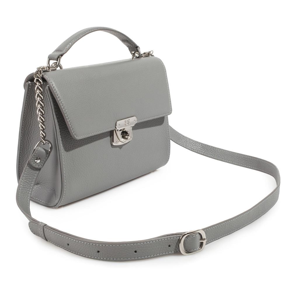 Жіночий шкіряний портфель Alice KF-3514