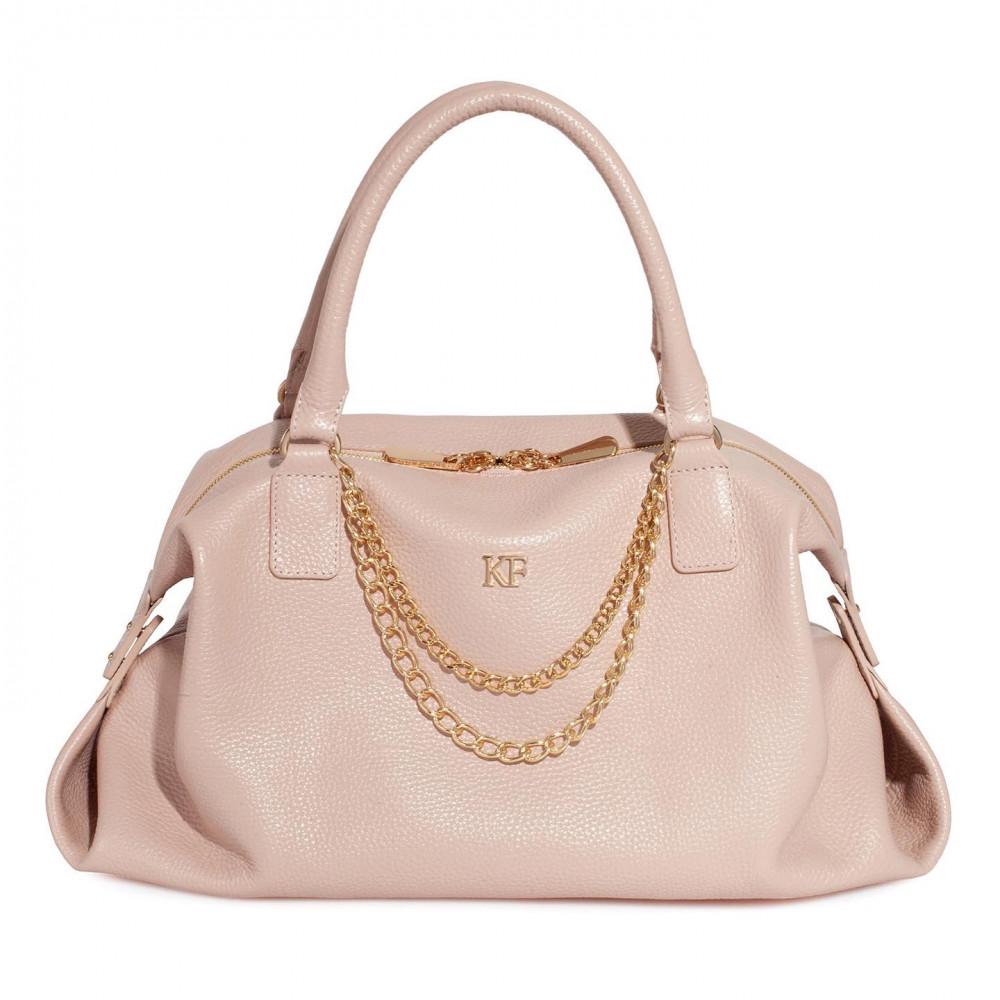 Жіноча шкіряна сумка Mary KF-3534