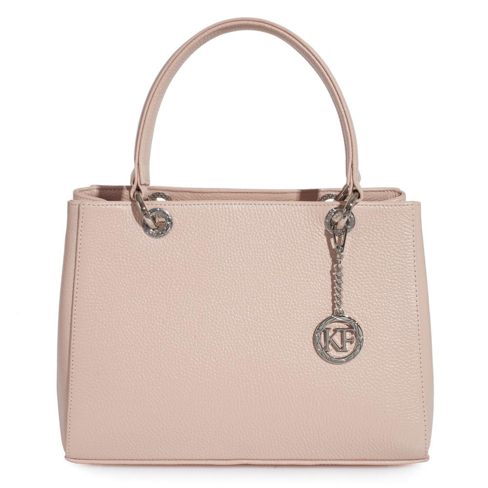 Жіноча шкіряна сумка Vera M KF-3552