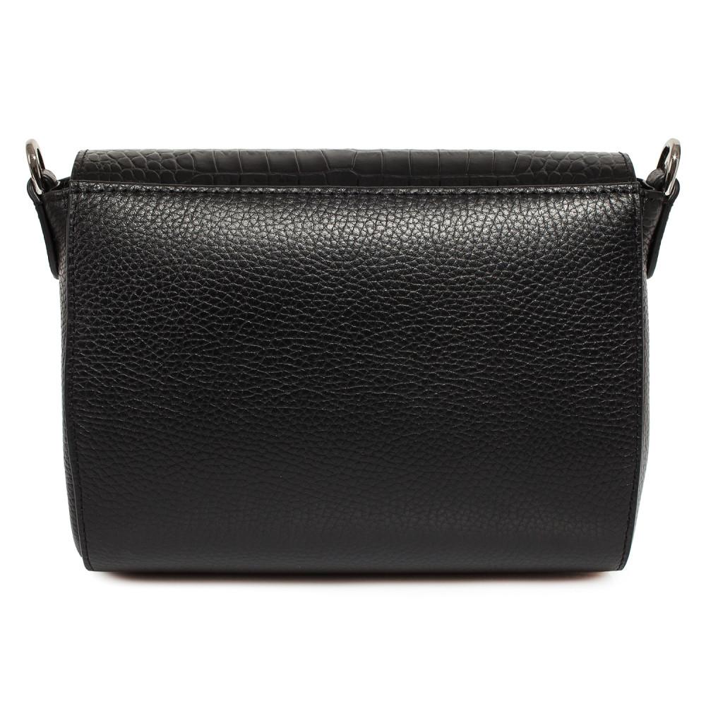 Жіноча шкіряна сумка кросс-боді на широкому ремені Prima Ann KF-3587-3