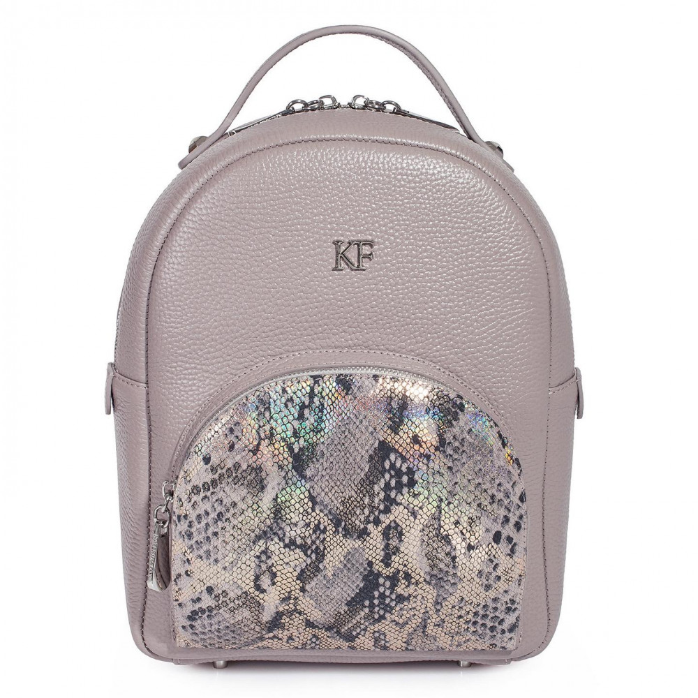 Жіночий шкіряний рюкзак Alina KF-3592-1