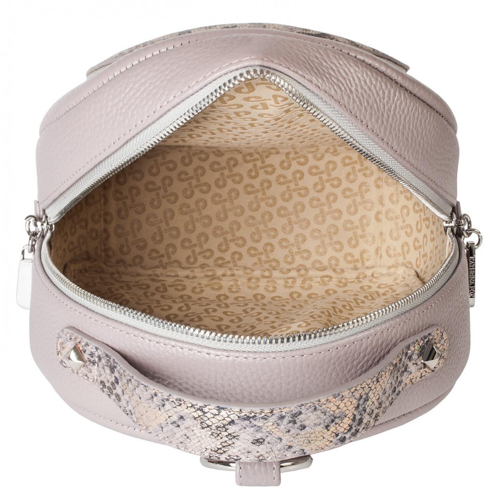 Жіночий шкіряний рюкзак Alina KF-3592-4