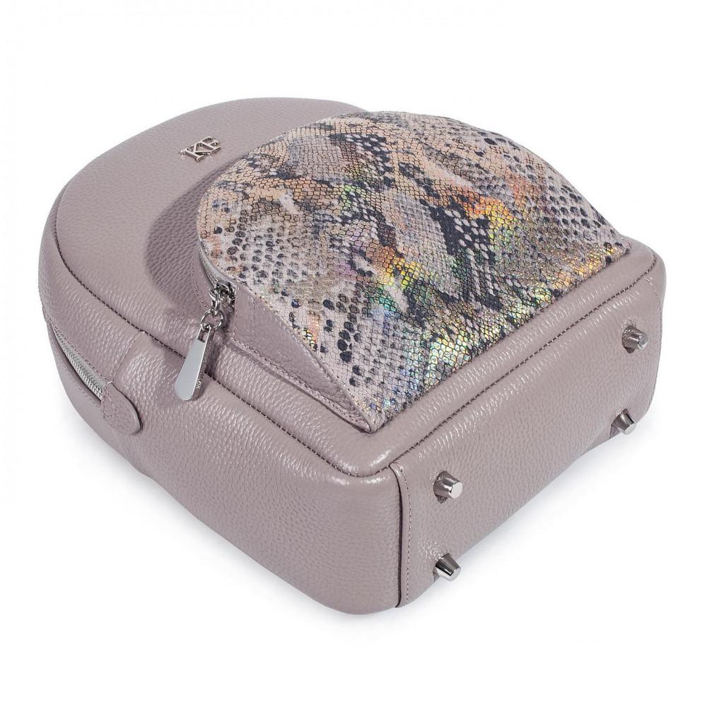 Жіночий шкіряний рюкзак Alina KF-3592-5