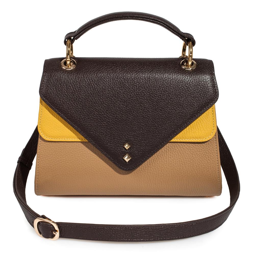 Жіноча шкіряна сумка Anna KF-3596