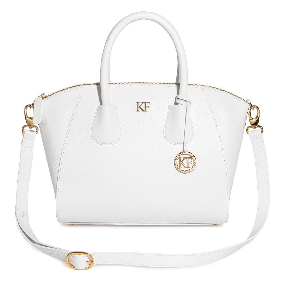 Жіноча шкіряна сумка Valeriya KF-3618