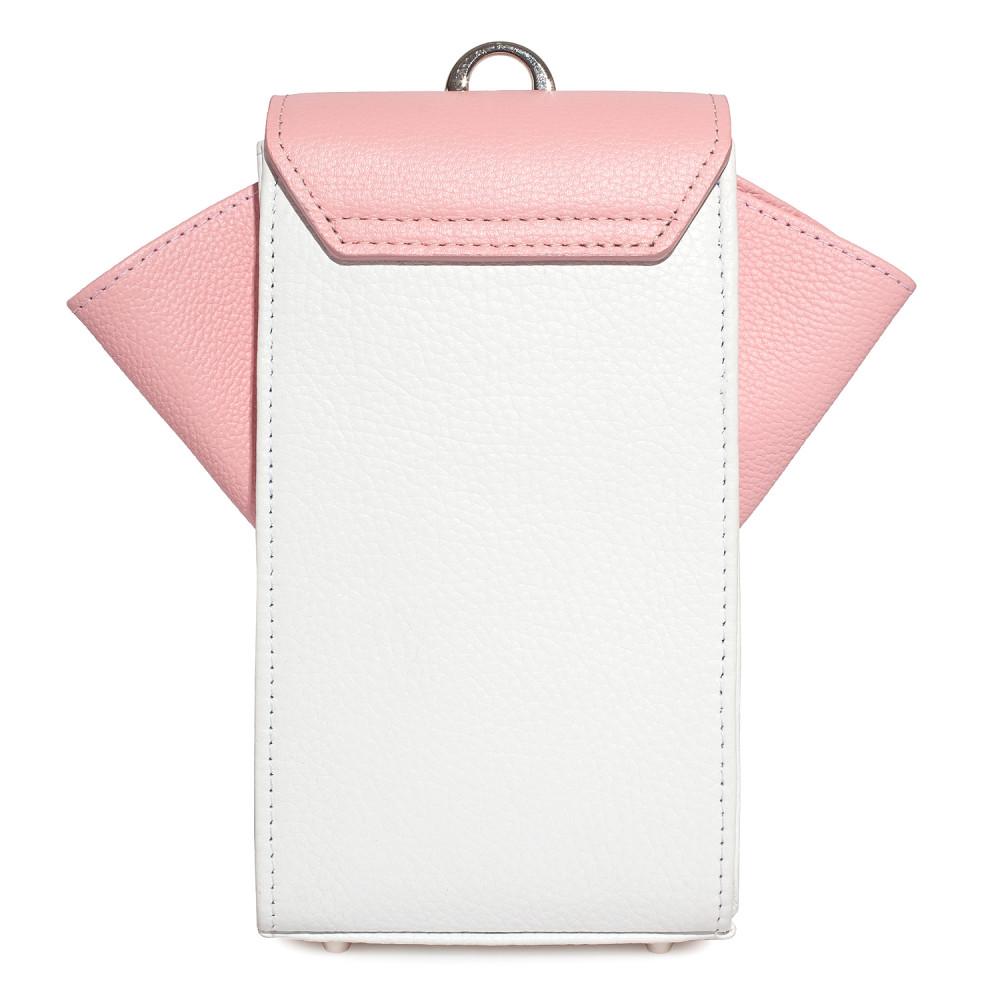 Жіноча шкіряна вертикальна сумка кросс-боді April KF-3639-4