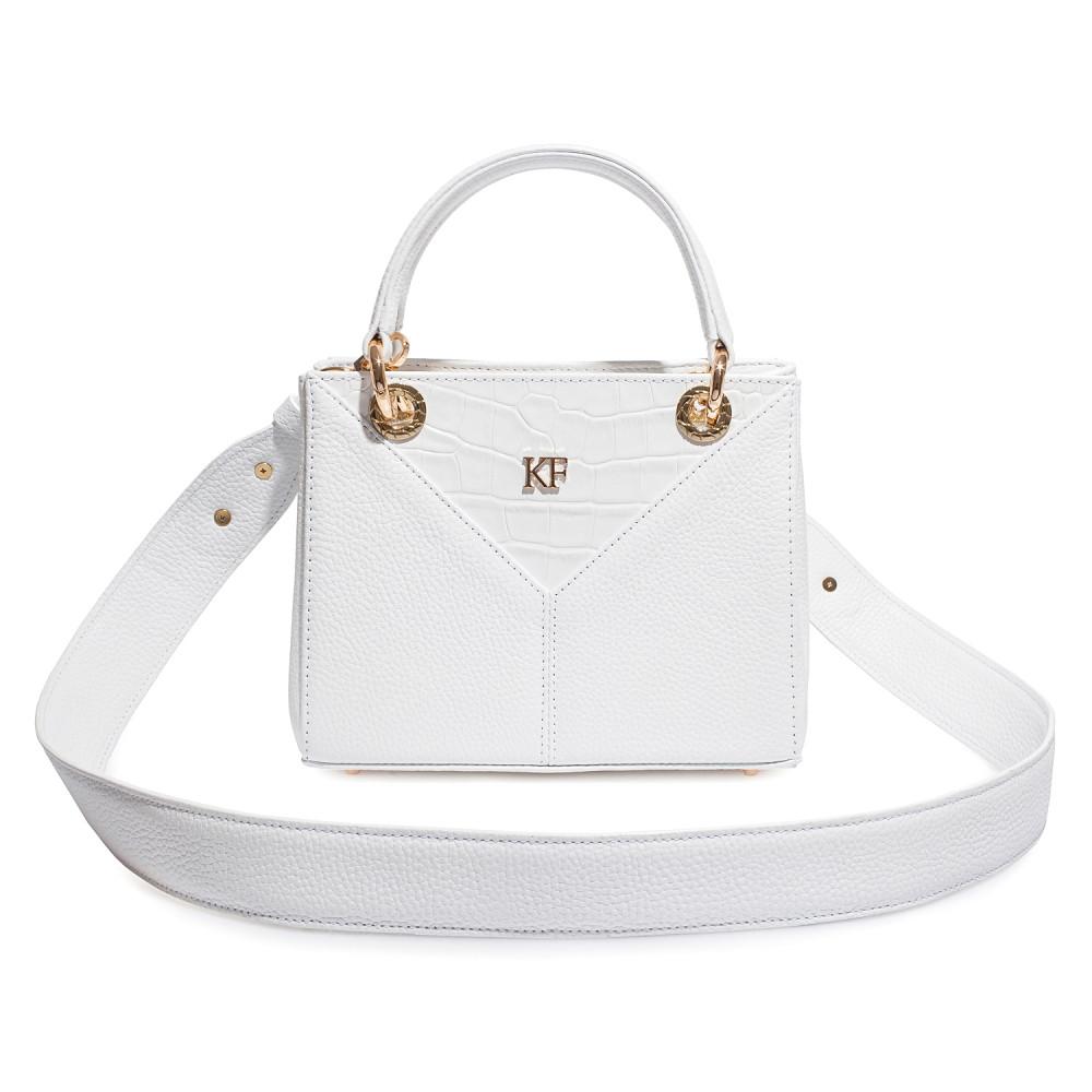 Жіноча шкіряна сумка Vera S KF-3661