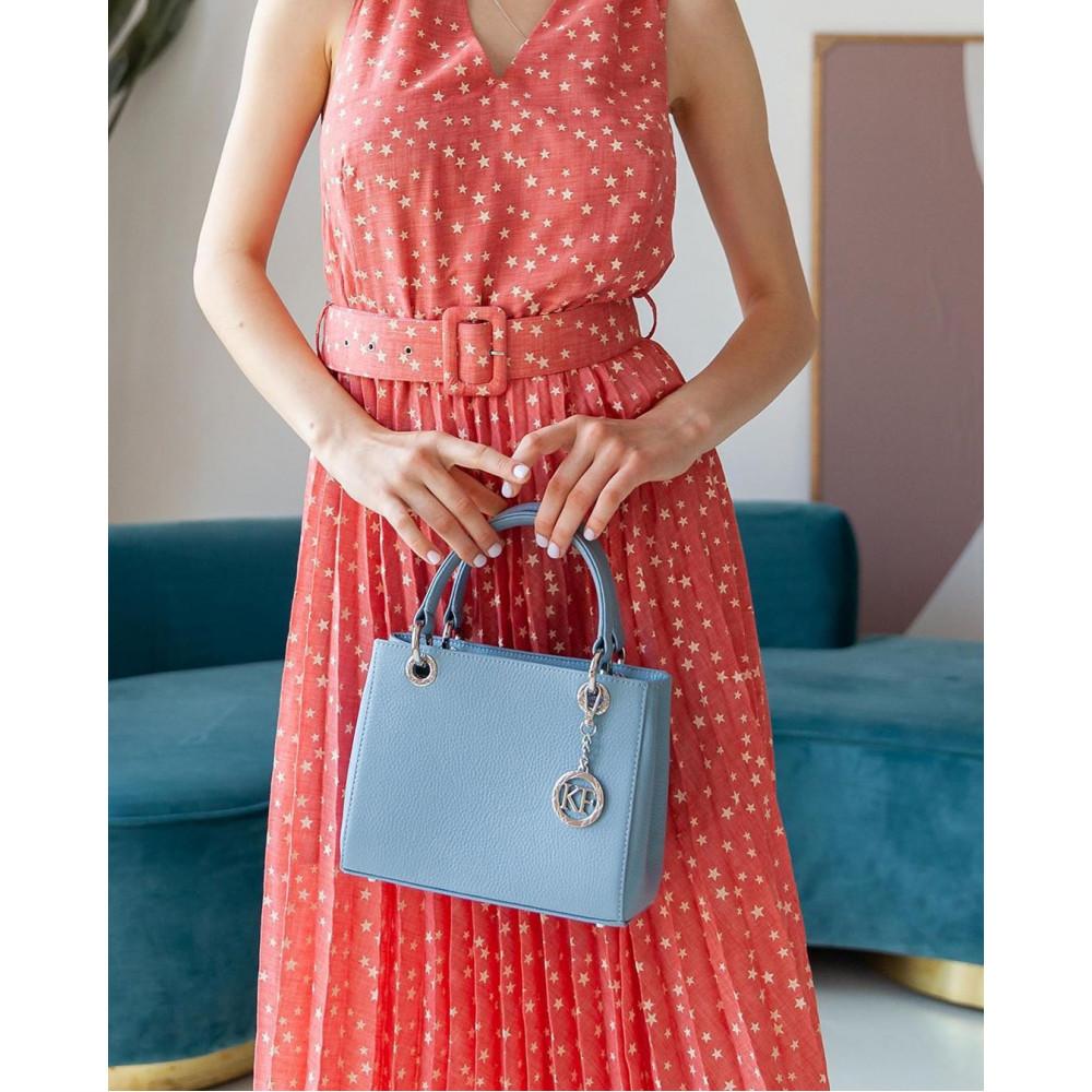 Жіноча шкіряна сумка Vera S KF-3674-1